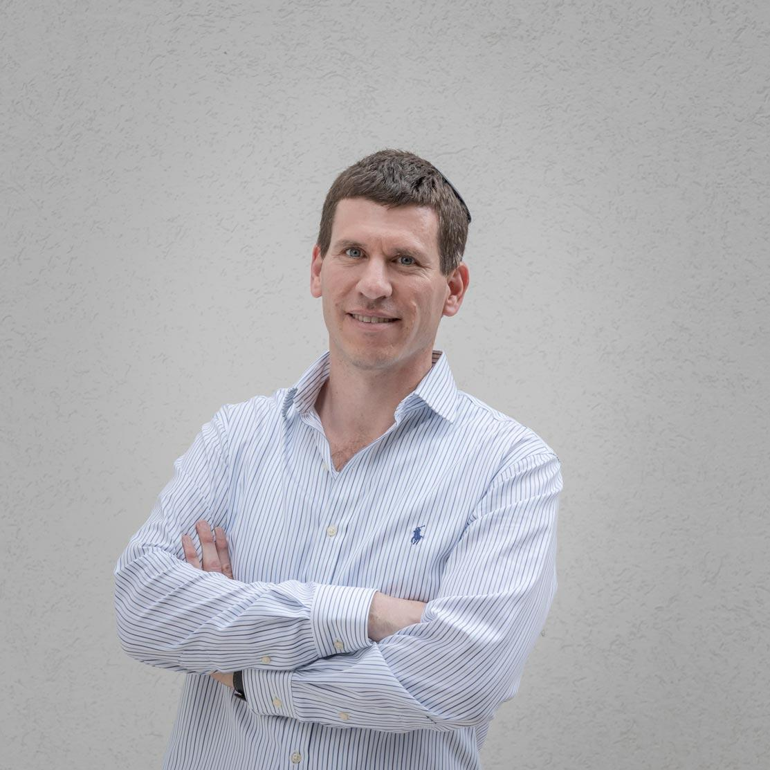 """עמית גוטליב, סמנכ""""ל כספים ופיתוח עסקי"""