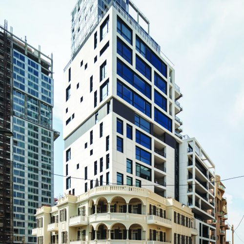 מלון RENOMA, תל אביב