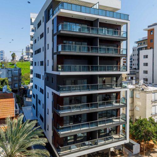 בניין רחובות הנהר 3, רמת גן