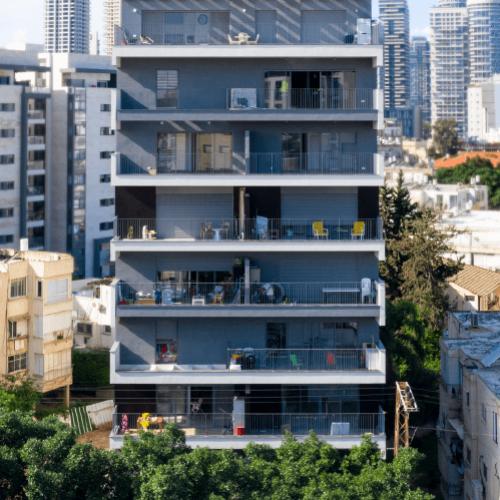 רחובות הנהר 16, רמת גן